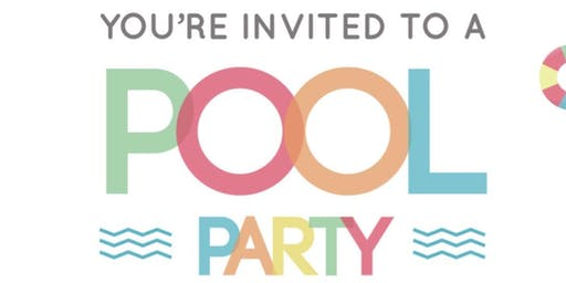 Fairway Park + Carriage Crossing Summer Pool Party