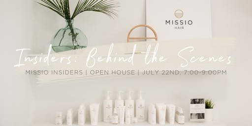 MISSIO Insiders: A Night Behind the Scenes