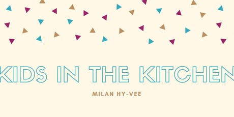 Kids in the Kitchen tickets