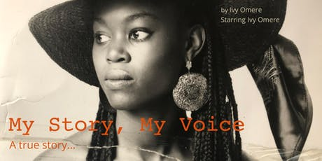 'My Story, My Voice' at The Players! tickets