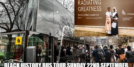 Black History Bus Tour (September) tickets