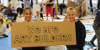 ART BUILDERS Manifesto Day