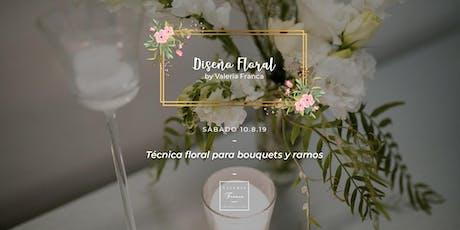 -Primer Curso sobre Diseño Floral- entradas