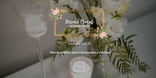 -Primer Curso sobre Diseño Floral-