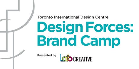Design Forces: Brand Camp  tickets