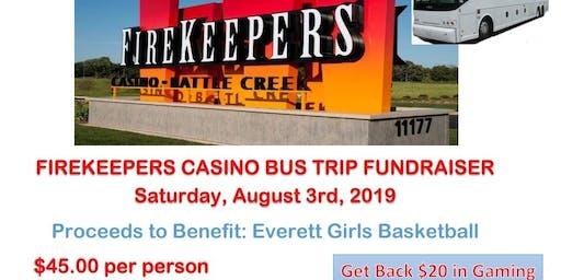 Firekeepers Bus Trip Fundraiser