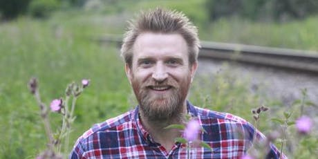 Daniel Raven-Ellison at Wandsworth Common  - National Park City launch tickets
