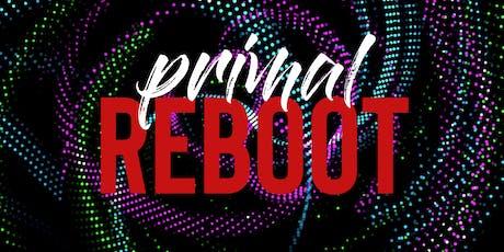 SVMF 2019: Primal Reboot tickets