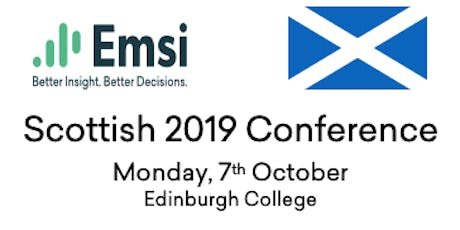 Emsi Scottish Conference 2019 tickets