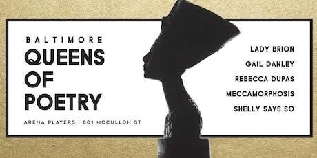 Baltimore Queens of Poetry  tickets