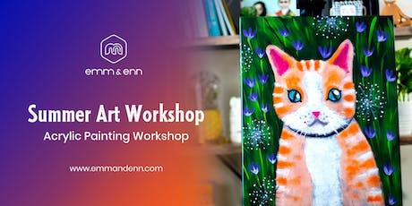 Summer Art Workshop tickets