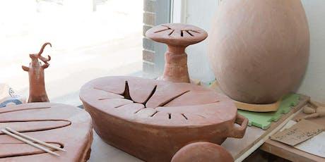 Beginner Clay Sculpture Classes - Toronto tickets