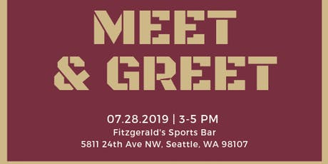 Seattle Seminole Club - Meet and Greet (Ballard) tickets