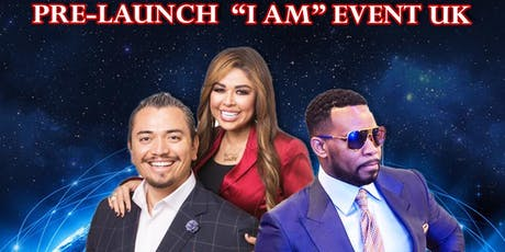 Pre-launch 'I Am' Dallas Event tickets