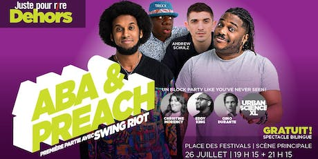 Montreal Stand Up Comedy ( Just For Laughs tickets