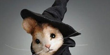 Halloween Themed Mouse Class tickets