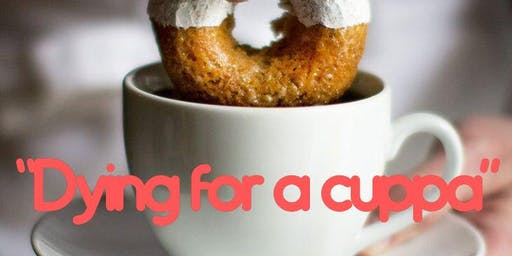 'Dying for a cuppa' - Tea, cake and talks about death