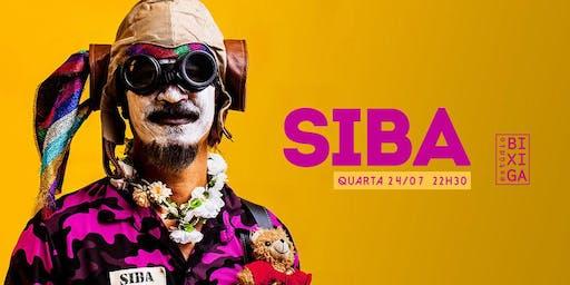 24/07 - SIBA NO ESTÚDIO BIXIGA