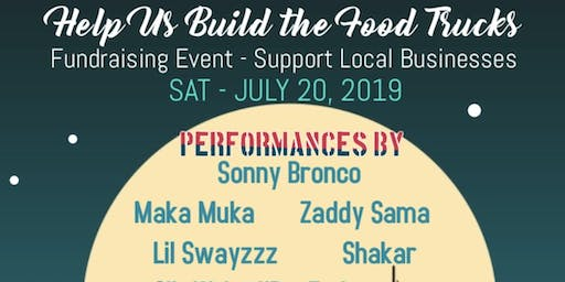 Food Truck Build Party!! Support growing businesses!