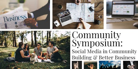 Community Symposium: Social Media Marketing & Community tickets