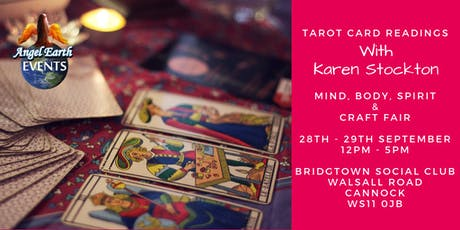 Tarot Card Readings with Karen Stockton tickets