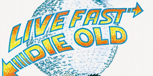 "Senioren Albertus Magnus Swingschuit ""Live Fast, Die Old"""
