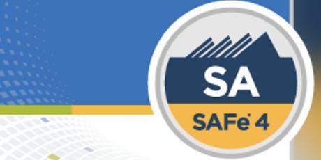 Leading SAFe 4.6 with SAFe Agilist Certification Phoeniz , Arizona(Weekend)  tickets