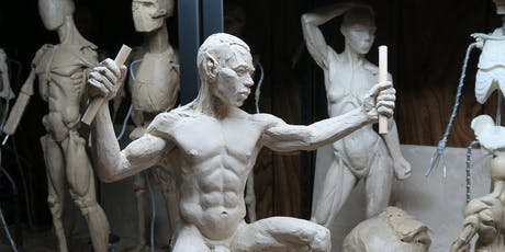 Realistic Figure Sculpture Class (Clay Sculpture)- Toronto, Danforth tickets
