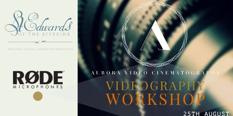 Videography Workshop tickets