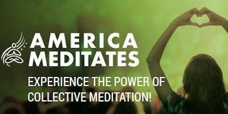 America Meditates San Jose tickets