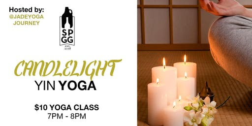 Candle Light Yin Yoga