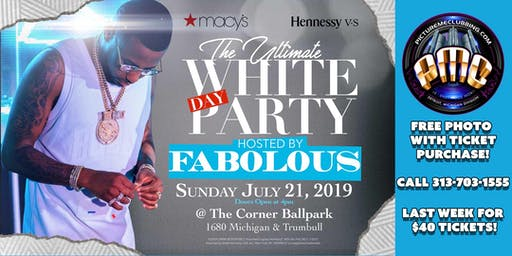 2019 Ultimate White Party