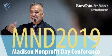 Madison Nonprofit Day Conference 2019 tickets