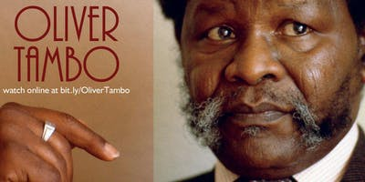 ADIFF DC 2019 Presents: Oliver Tambo: You Heard From Johannesburg
