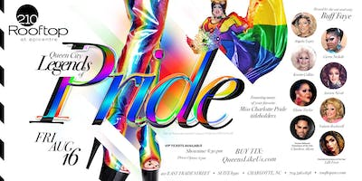 Queen City Legends Of Pride | Drag Show & Kickoff Party