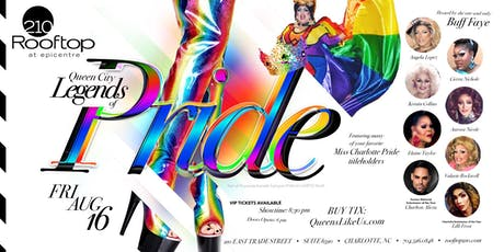 Queen City Legends Of Pride | Drag Show & Kickoff Party tickets