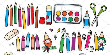 Children's Arts & Crafts Workshops tickets