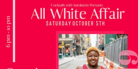 2nd Annual All White Affair tickets