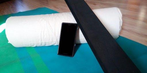 Digital Habits Yoga Workshop with Jennifer Veldman