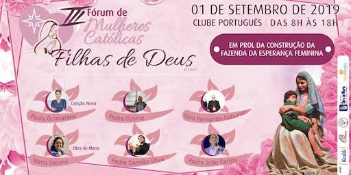 3º Fórum de Mulheres Católicas de Pernambuco