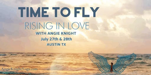 Time to Fly: Rising in Love