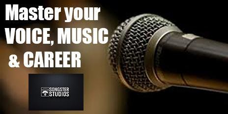 MASTER YOUR VOICE, MUSIC & CAREER