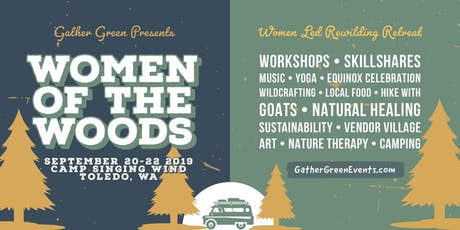 Women of the Woods tickets