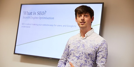 Friendly SEO: Get Your Site 2020 Ready - Intro to  getting found on Search tickets