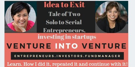 Speaker Series: Two Solo (Payment & Data) to Serial Entrepreneurs (& Investors) tickets