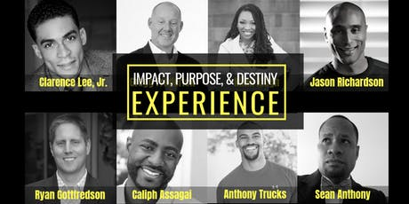 The Impact, Purpose, & Destiny Experience 2019 (#IPDxLIVE) tickets