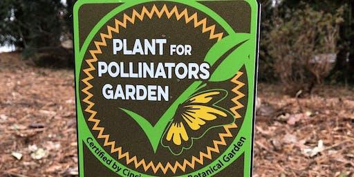 Planting for Pollinators Workshop