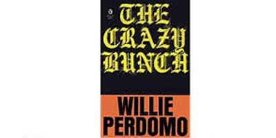 C@P Book Club: The Crazy Bunch featuring the poet Willie Perdomo