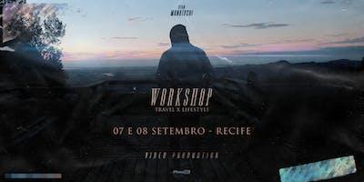 RECIFE x WORKSHOP DE VÍDEO | @monotoshi