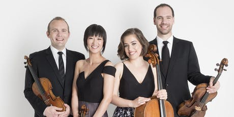 Five Fridays I | The Jasper Quartet with Ching-yun Hu, piano tickets